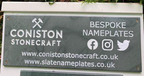Bespoke Nameplates